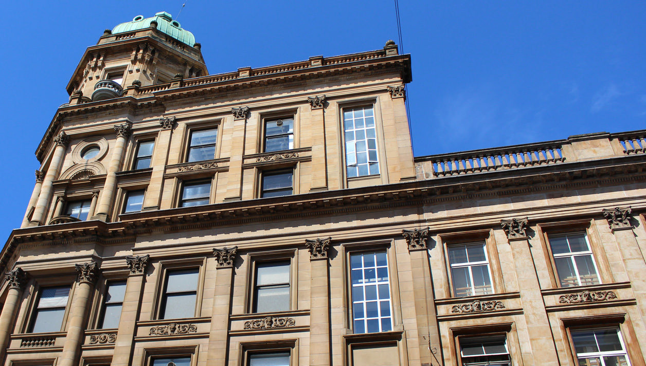Serviced Offices in Glasgow Buchanan Street
